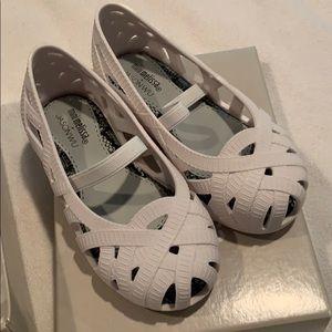 Mini Melissa Shoes - Mini Melissa +Jason Wu size 9 NEW